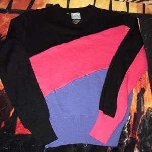 Sweaters - Mountain goat skiwear Medium sweater by white stag